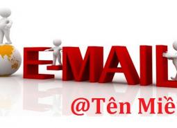 Vì sao doanh nghiệp nên đăng ký email theo tên miền riêng?
